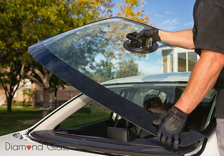 how to replace a windshield calgary
