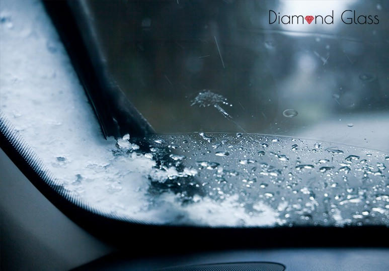 Calgary Common Causes For Windshield Damage