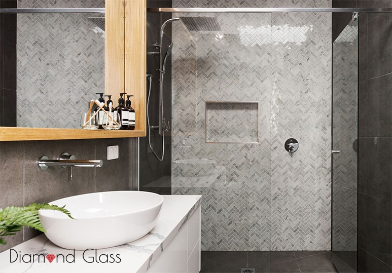 Diamond Glass Calgary How To Select The Perfect Frameless Glass Shower Screen