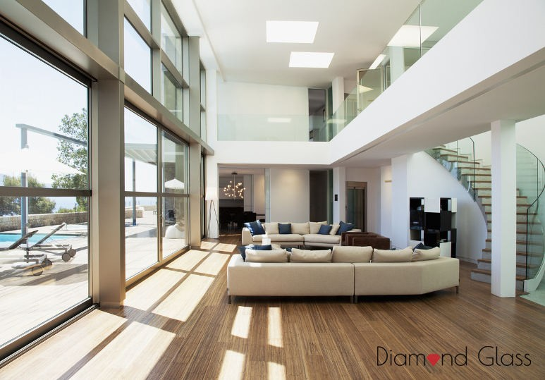 Diamond Glass Calgary 4 Ways to Use Custom Glass to Enhance Your Home's Interior