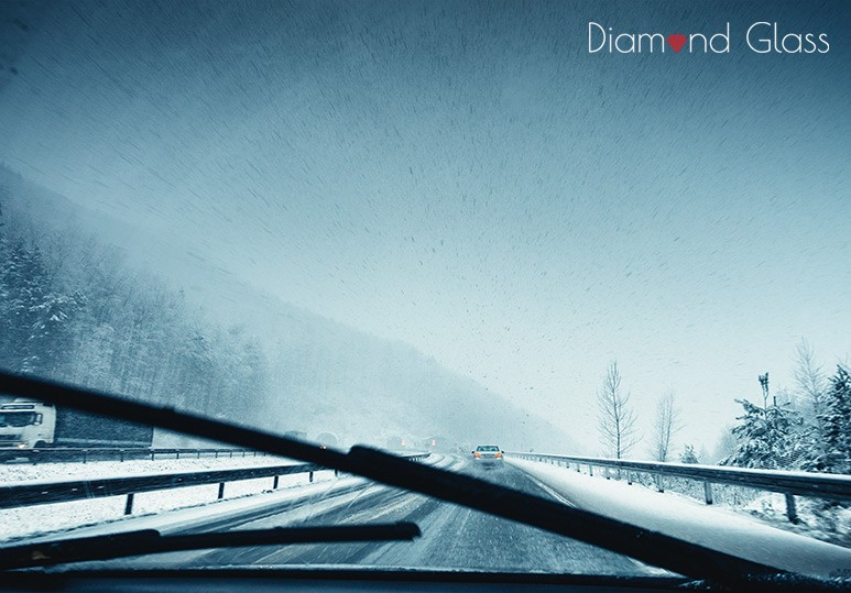 Diamond Glass Calgary 4 Winter Windshield Care Tips